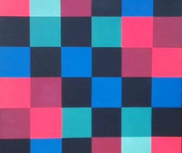Judith Lauand - oleo sobre tela 03