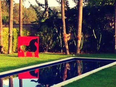 escultura Aldemir Martins cavalo